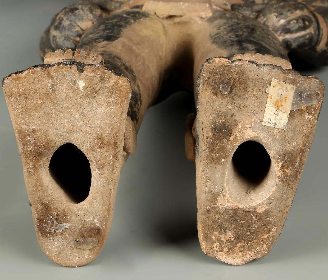 Impressive Veracruz Effigy Figure, Mexico, 550-950 CE - 5