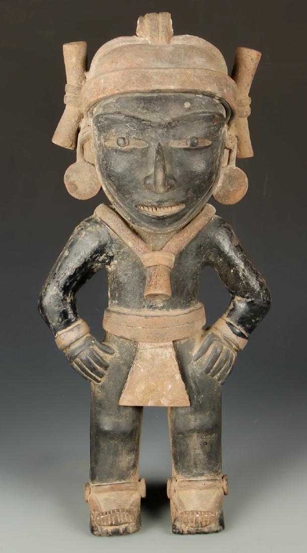 Impressive Veracruz Effigy Figure, Mexico, 550-950 CE