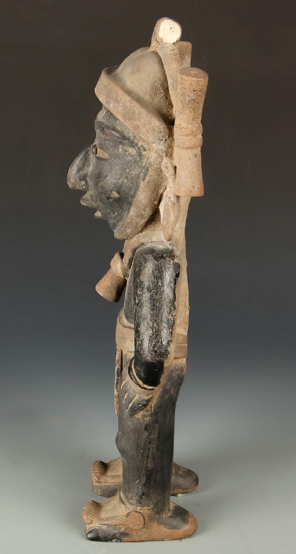 Impressive Veracruz Effigy Figure, Mexico, 550-950 CE - 4