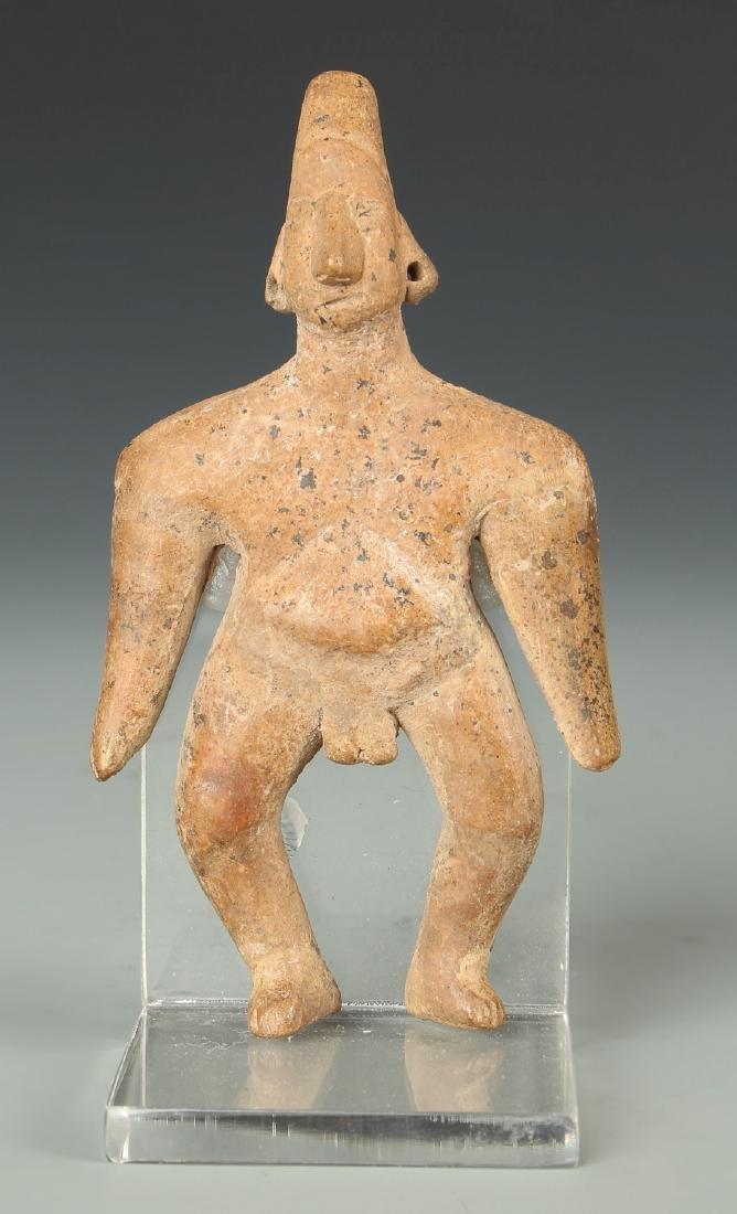 Pre-Columbian Colima Figure, 300 BCE - 300 CE
