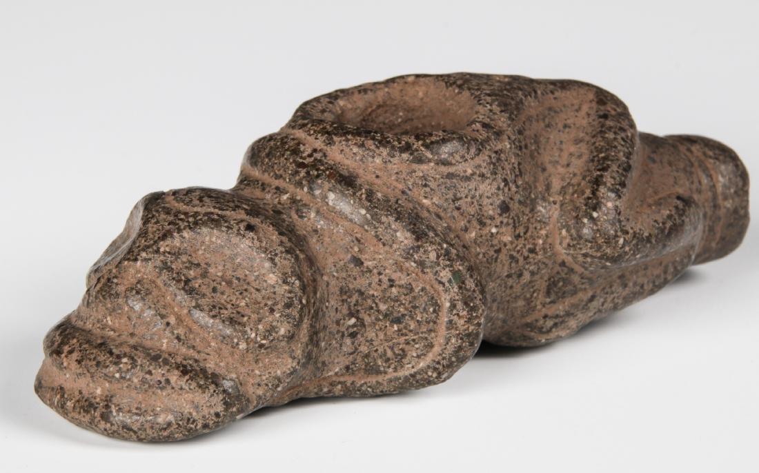 Taino Zoomorphic Cohoba Vessel (1000-1500 CE) - 2