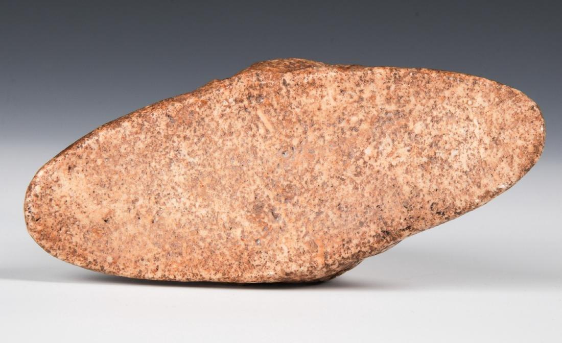 Taino Rare Zemi With 2 Heads (1000-1500 CE) - 5