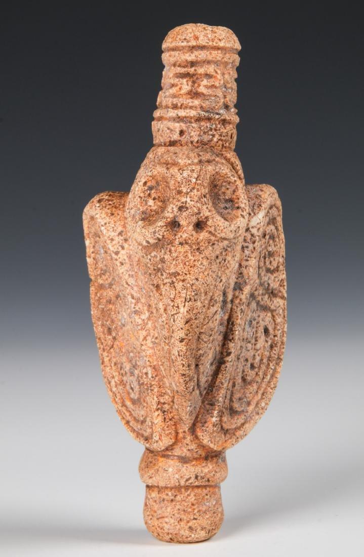 Taino Single Channel Cohoba Inhaler (1000-1500 CE)