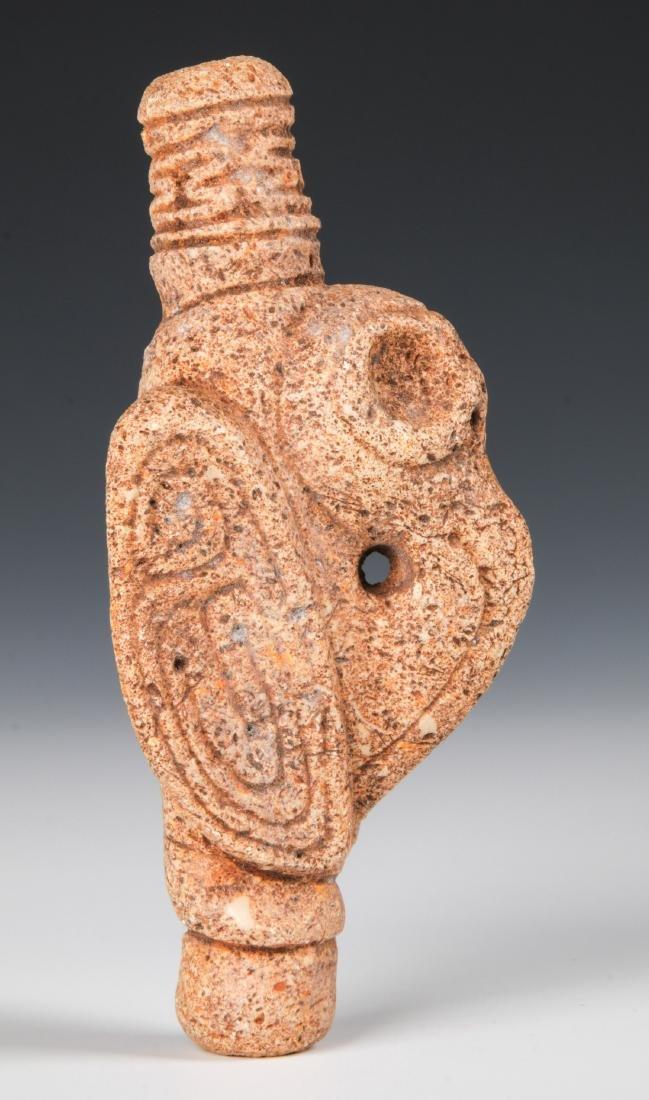Taino Single Channel Cohoba Inhaler (1000-1500 CE) - 2