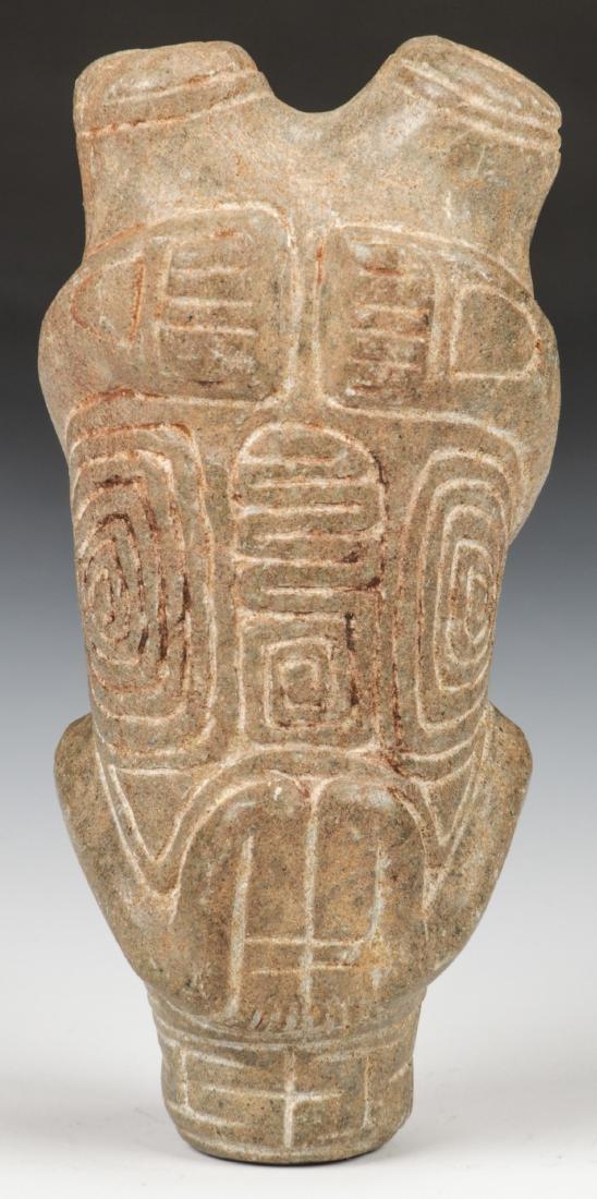 Taino Stone Cohoba Inhaler (1000-1500 CE) - 3
