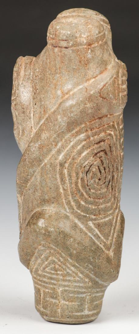 Taino Stone Cohoba Inhaler (1000-1500 CE) - 4