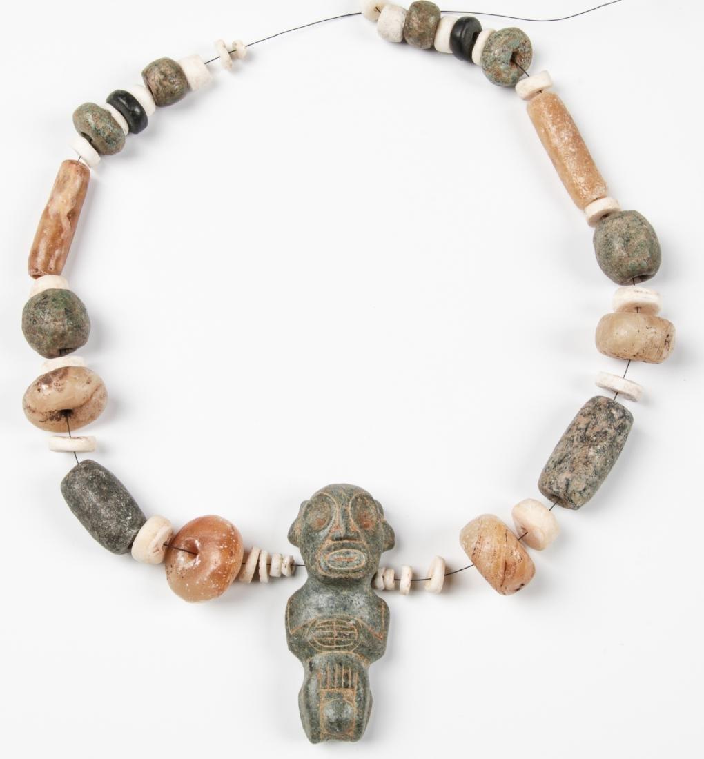 Taino Cohoba Necklace (1000-1500 CE)