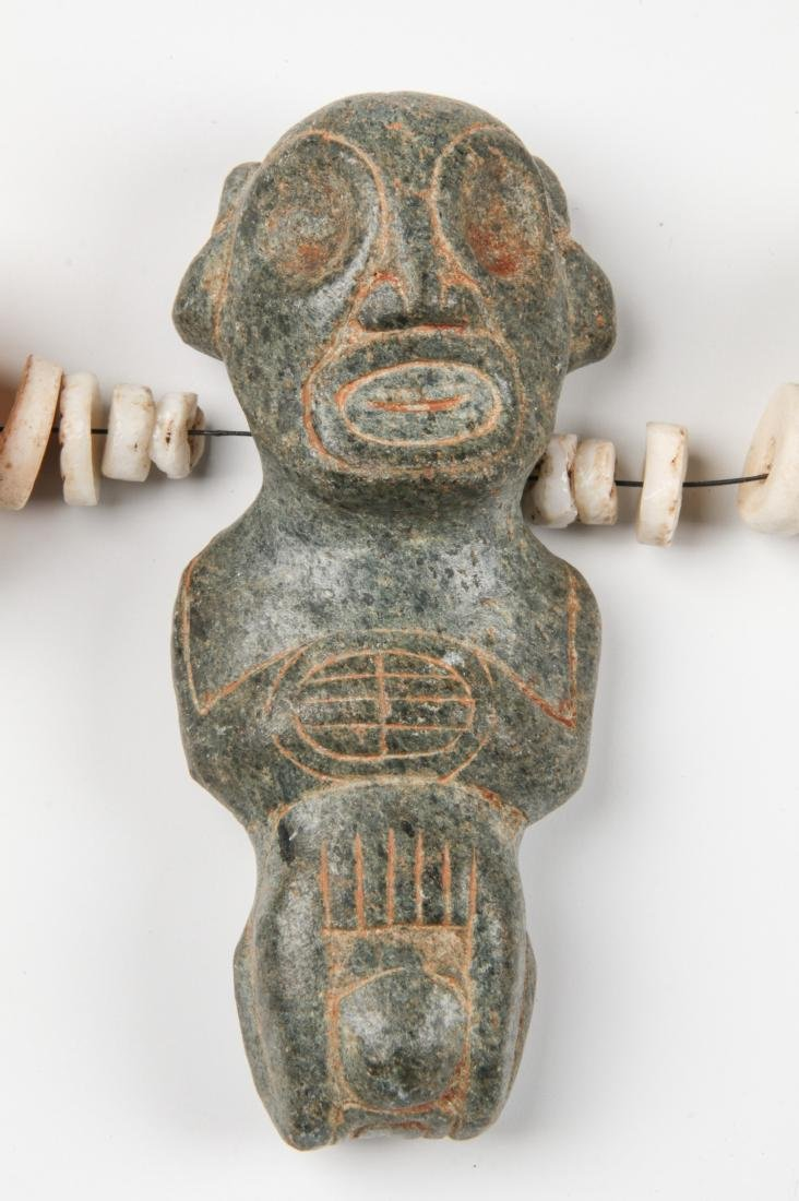 Taino Cohoba Necklace (1000-1500 CE) - 2