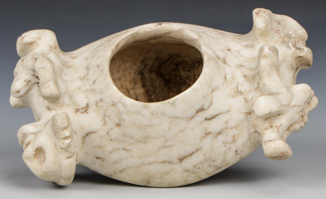 Taino Small Stone Vessel (1000-1500 CE)