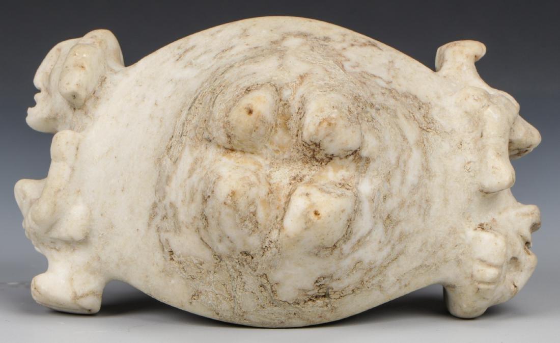 Taino Small Stone Vessel (1000-1500 CE) - 4
