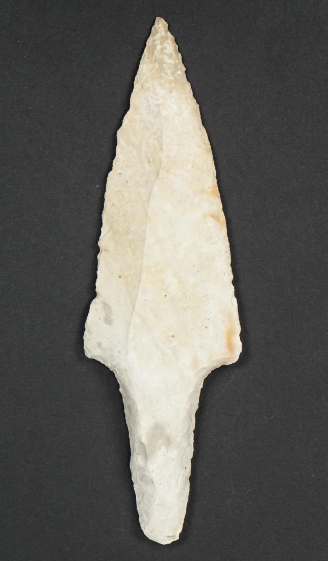 Mayan Int Bifacial Knife and Arrowhead or Atl-Atl Point - 2