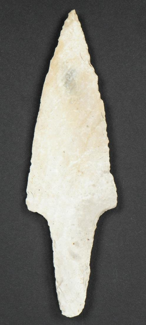 Mayan Int Bifacial Knife and Arrowhead or Atl-Atl Point - 3