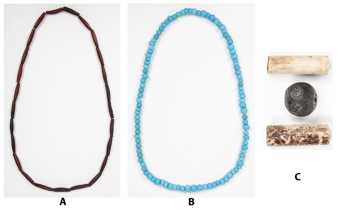 Native American Necklaces and Beads