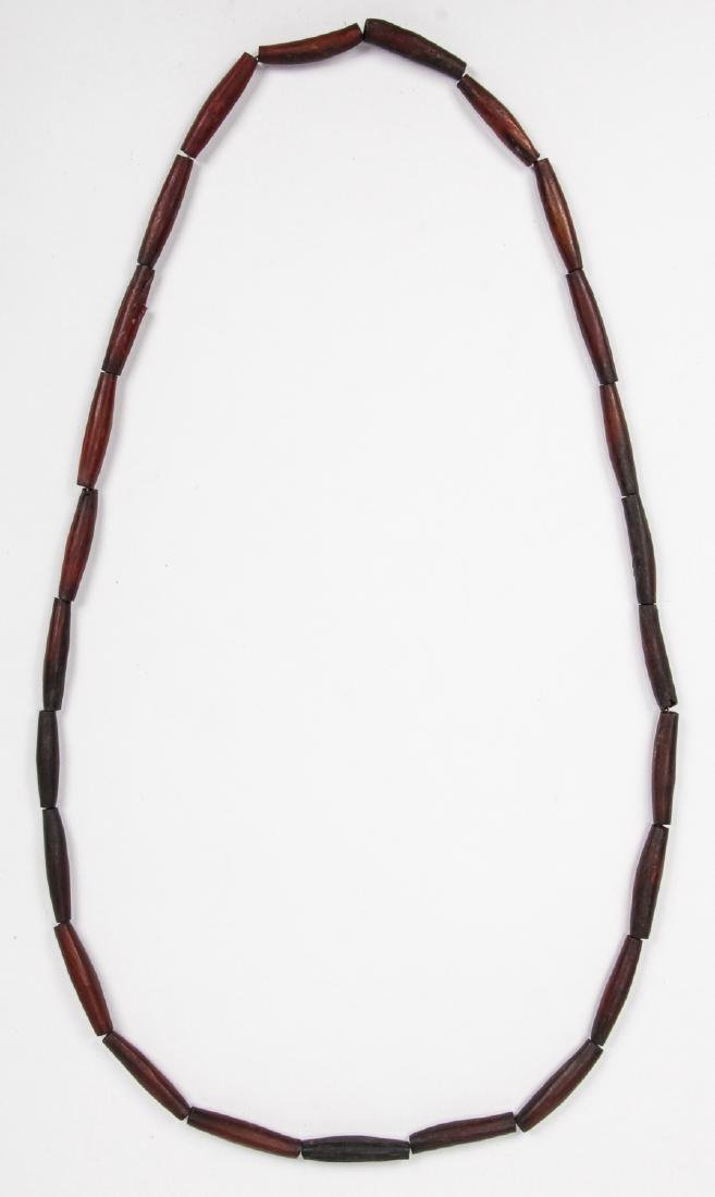 Native American Necklaces and Beads - 2