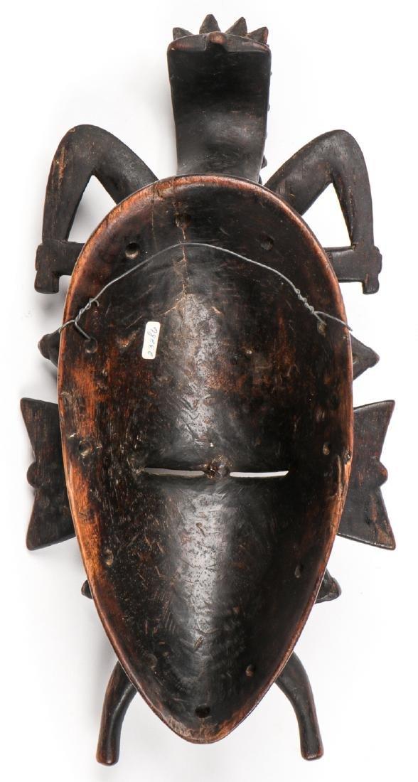 Fine Old Senufo Keplie Mask, Ivory Coast - 4