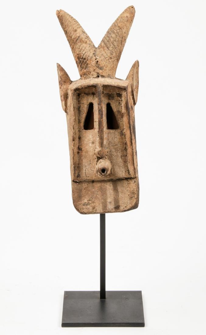 Antique Dogon Walu Mask, Mali