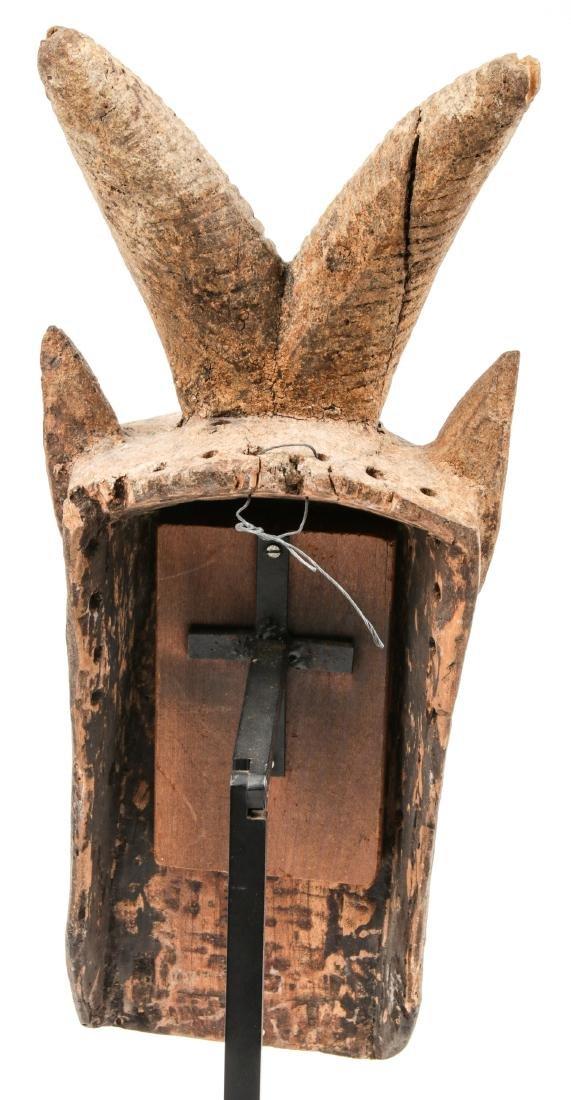 Antique Dogon Walu Mask, Mali - 4