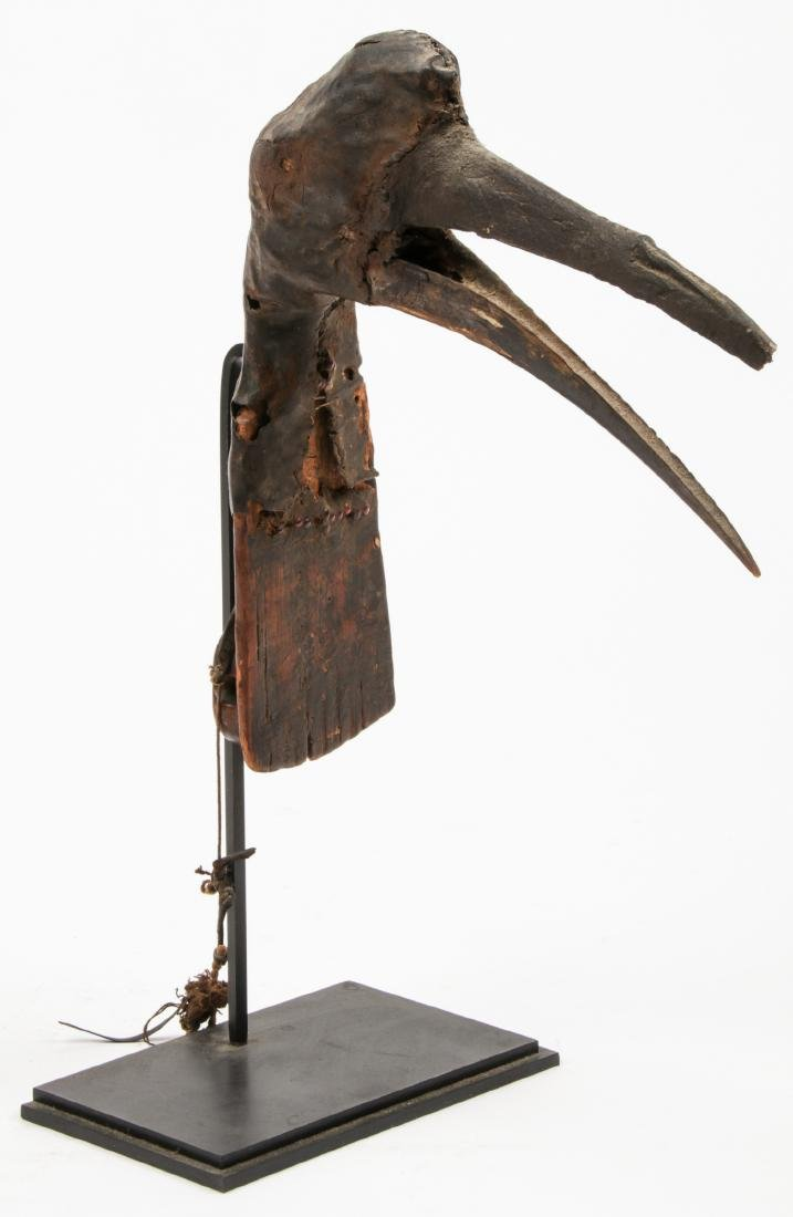 Ijaw Avian Headdress, Nigeria