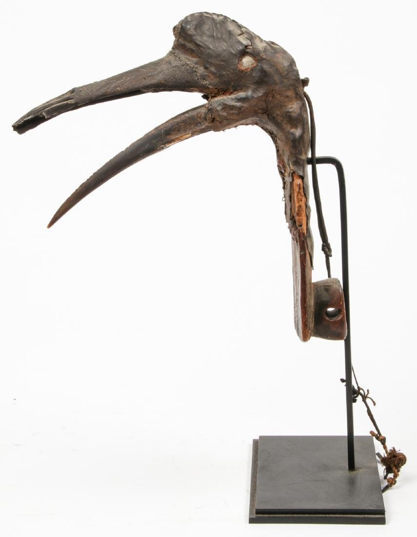 Ijaw Avian Headdress, Nigeria - 5