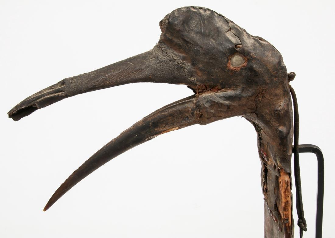 Ijaw Avian Headdress, Nigeria - 6
