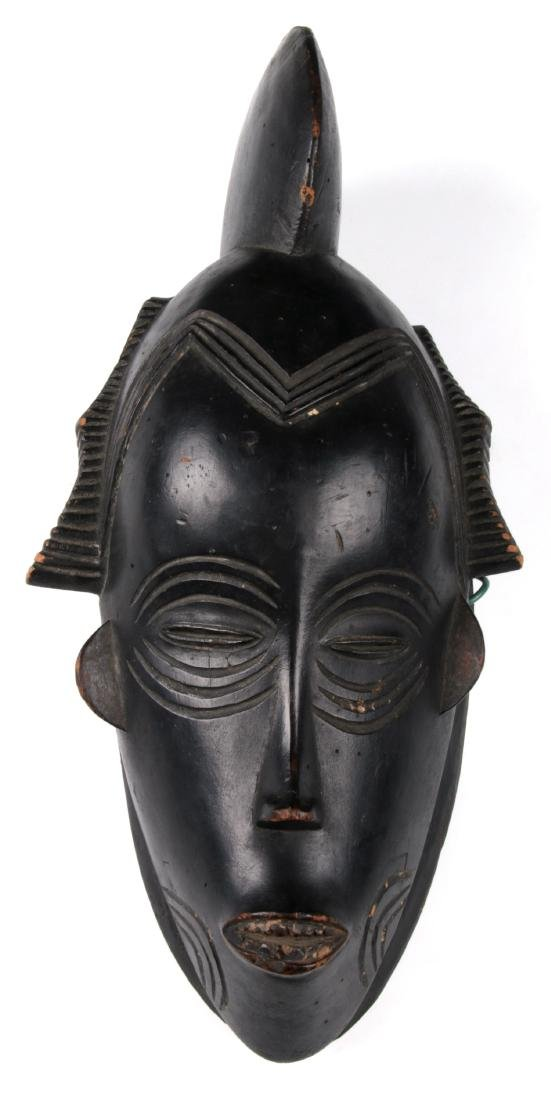 Goro Mask, Ivory Coast, Early 20th C.