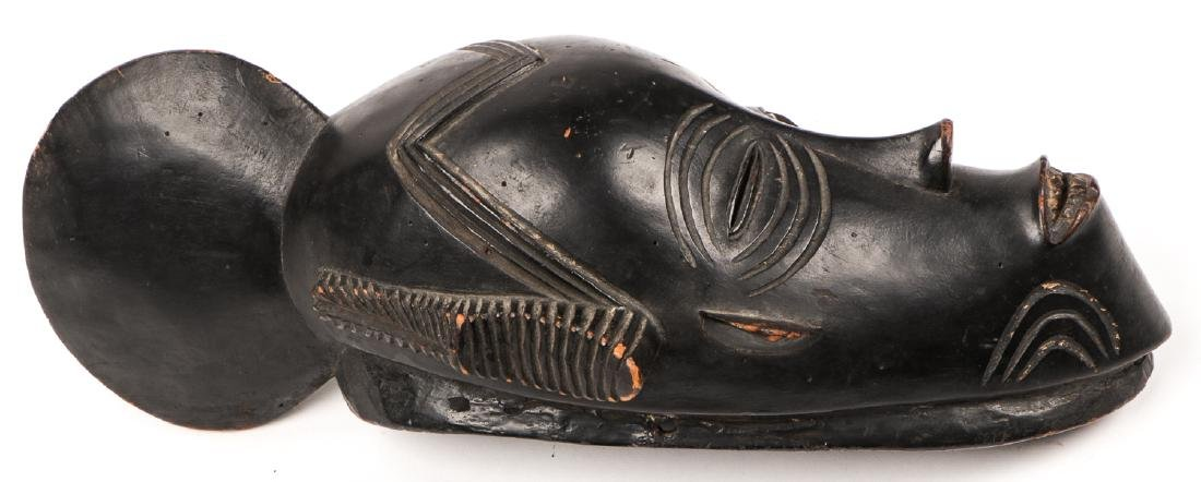 Goro Mask, Ivory Coast, Early 20th C. - 2