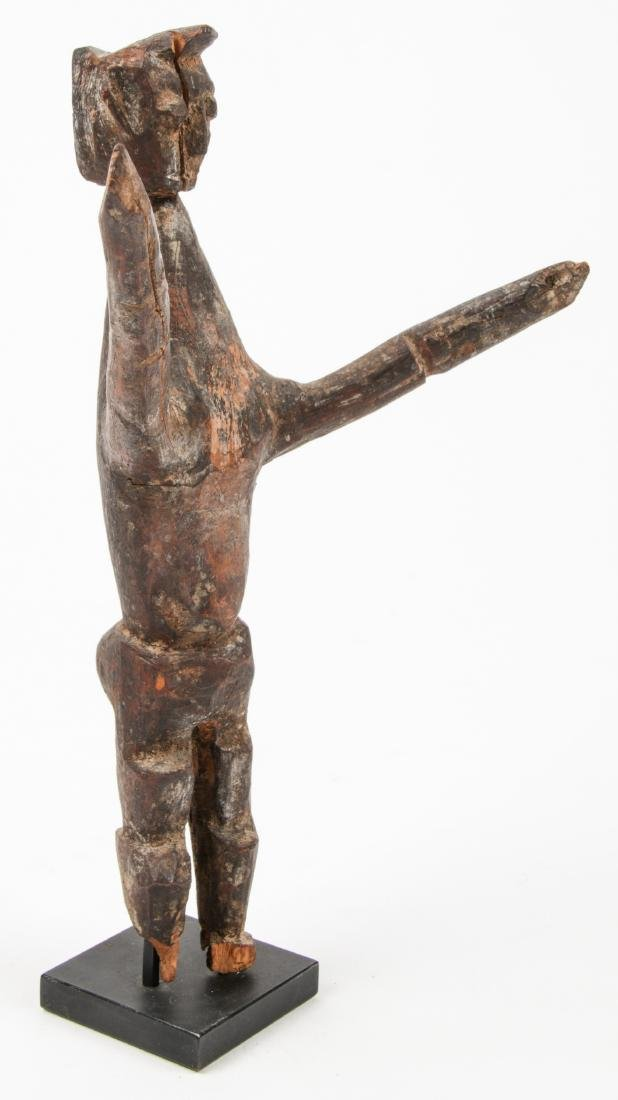 Lobi Bateba Ti Puo, Burkina Faso, Shrine Figure - 2