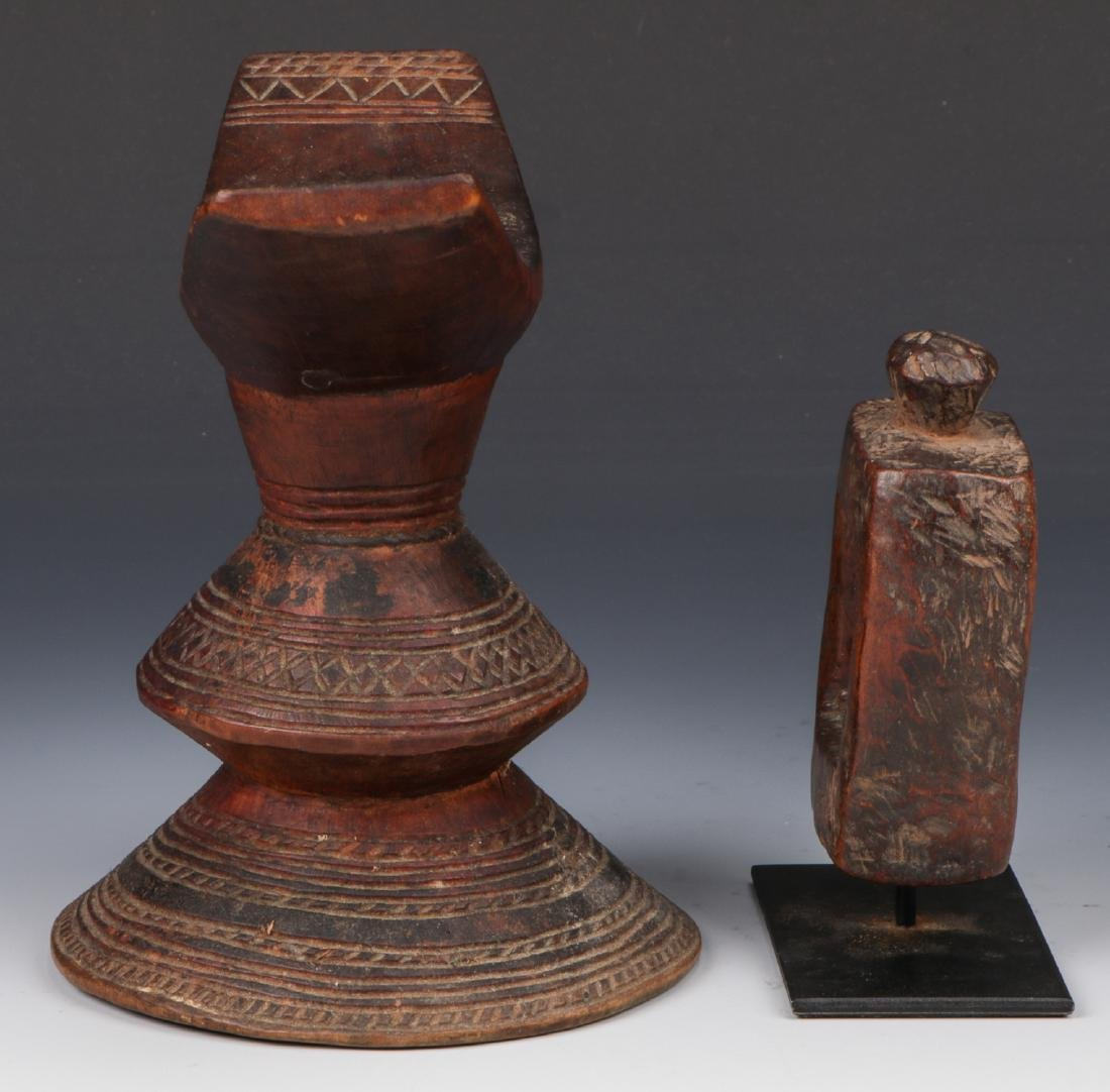 Collection of African Ethnographic Artifacts - 2
