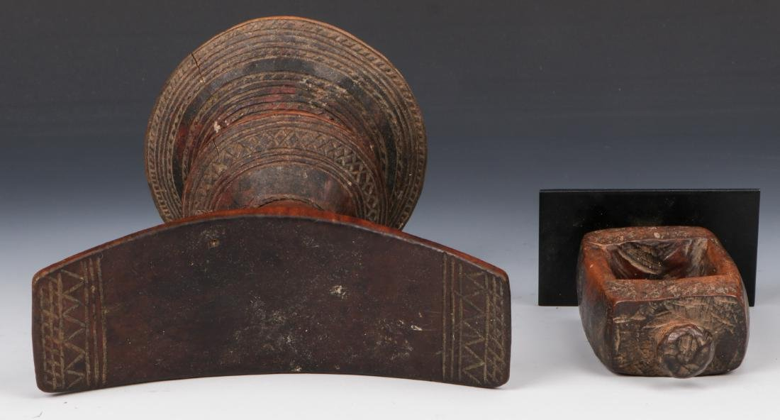 Collection of African Ethnographic Artifacts - 3