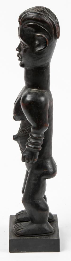 Dan Bete Female Figure, Liberia - 4
