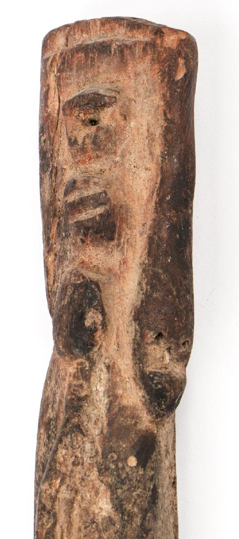 Waja Fetish Post Figure, Nigeria - 2