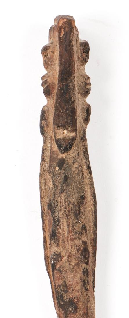Waja Fetish Post Figure, Nigeria - 5
