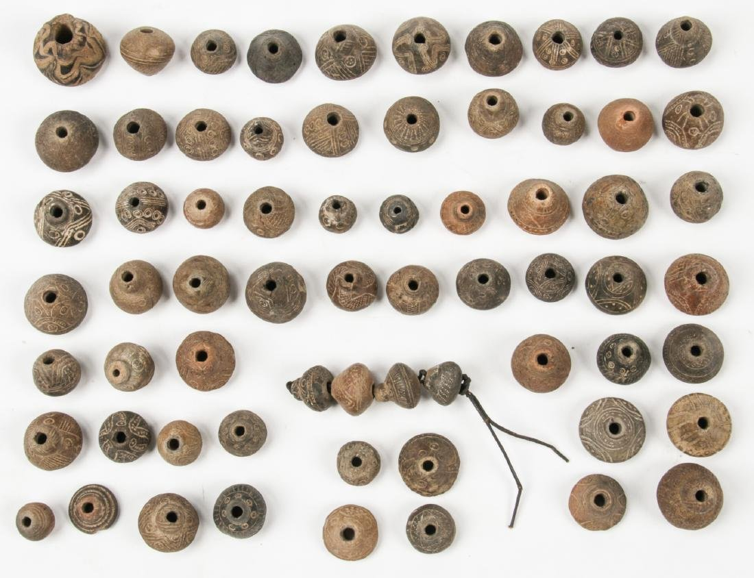 Collection of Mali Spindle Whorls, Possibly Djenne - 2