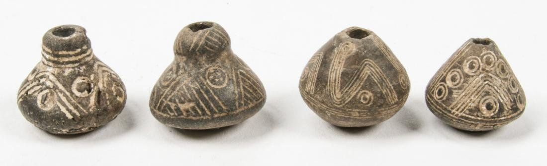 Collection of Mali Spindle Whorls, Possibly Djenne - 3