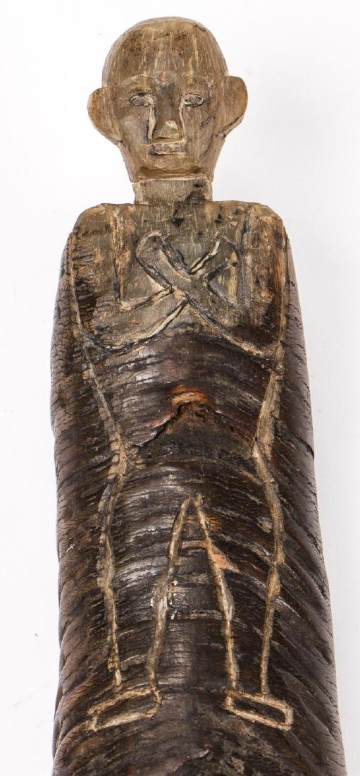 PNG Totemic Bone/Horn Carving - 2