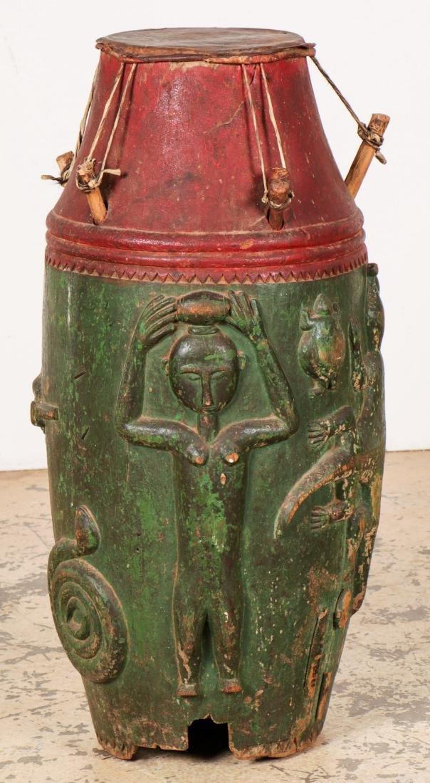 Asante Drum, Ghana