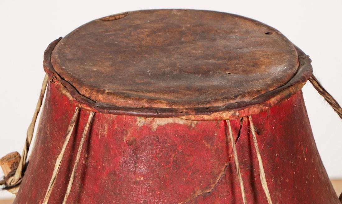 Asante Drum, Ghana - 2