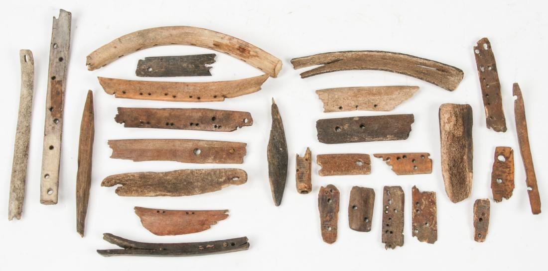 Collection of Native American Artifacts - 2