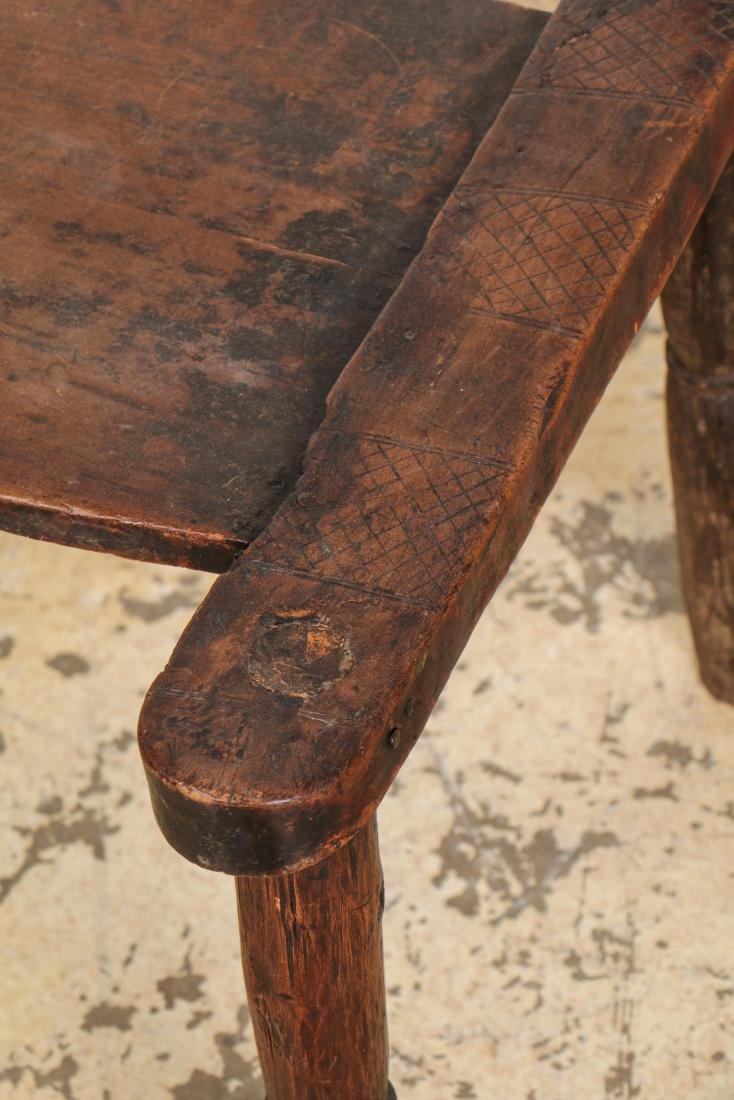 Baule Chair, West Africa - 2