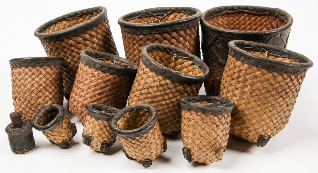Sumatran Nesting Baskets - 5