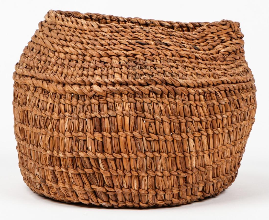 Native American Basket - 3