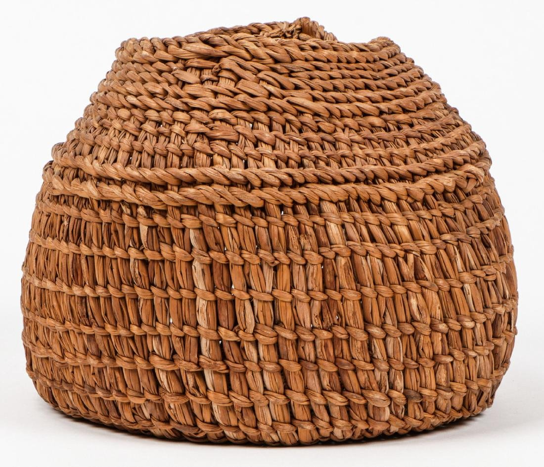 Native American Basket - 4