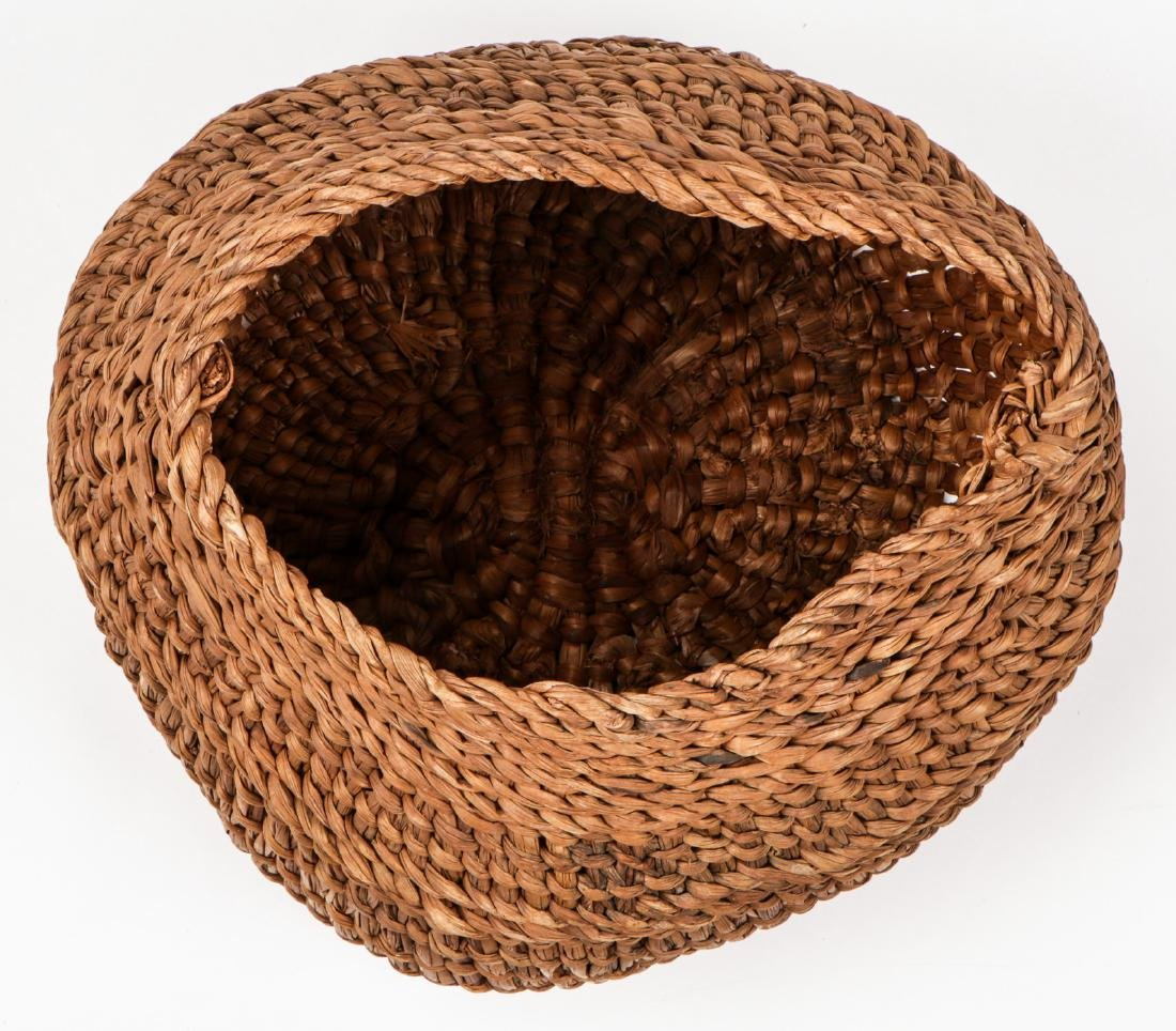 Native American Basket - 5