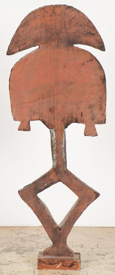Massive Kota Copper Clad Reliquary - 4