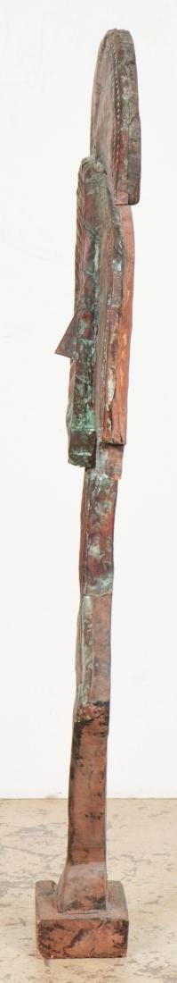 Massive Kota Copper Clad Reliquary - 5