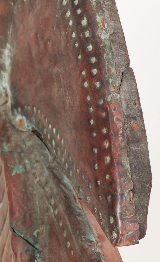 Massive Kota Copper Clad Reliquary - 6