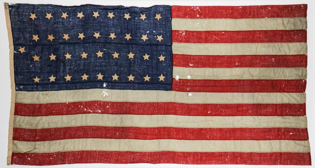 37-Star United States Flag (1867-1877)