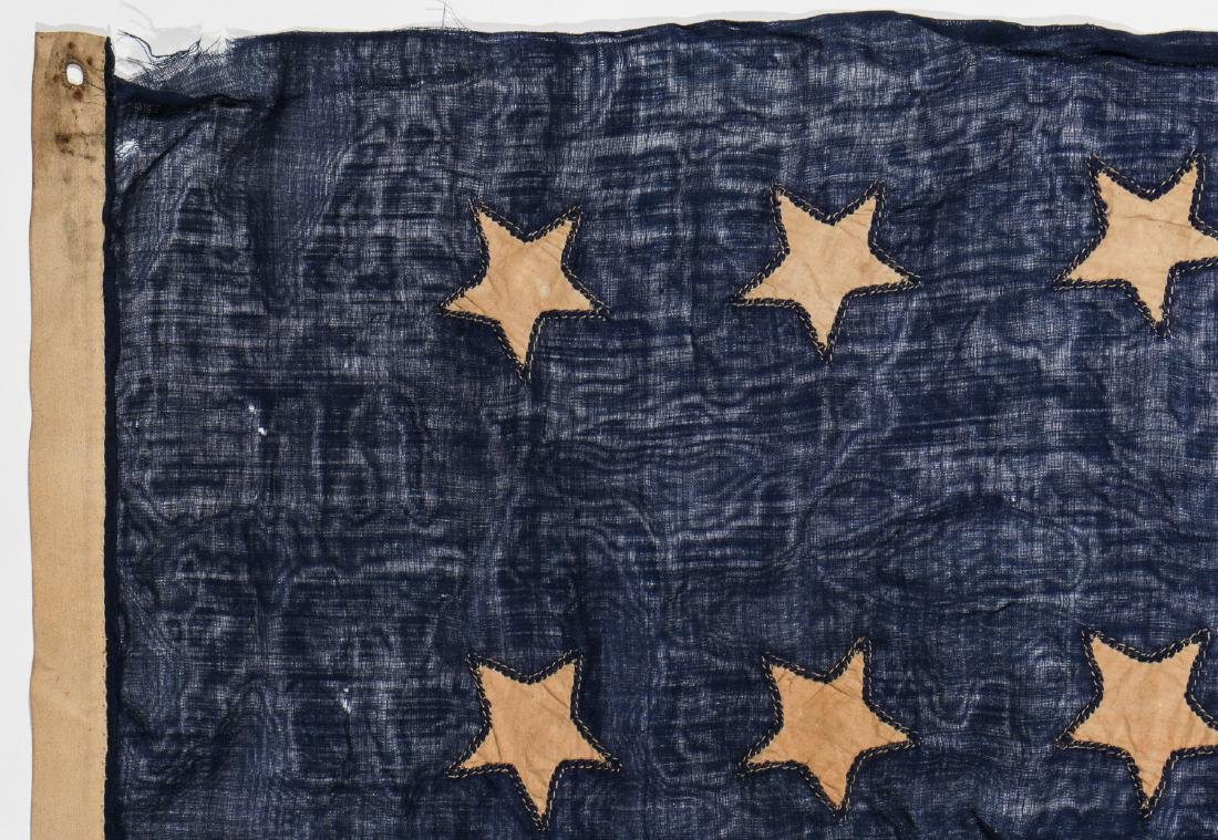 37-Star United States Flag (1867-1877) - 5