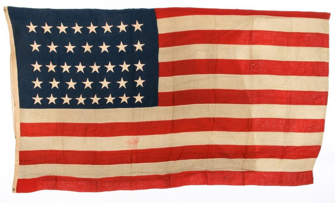 38-Star American Flag (1877-1890)