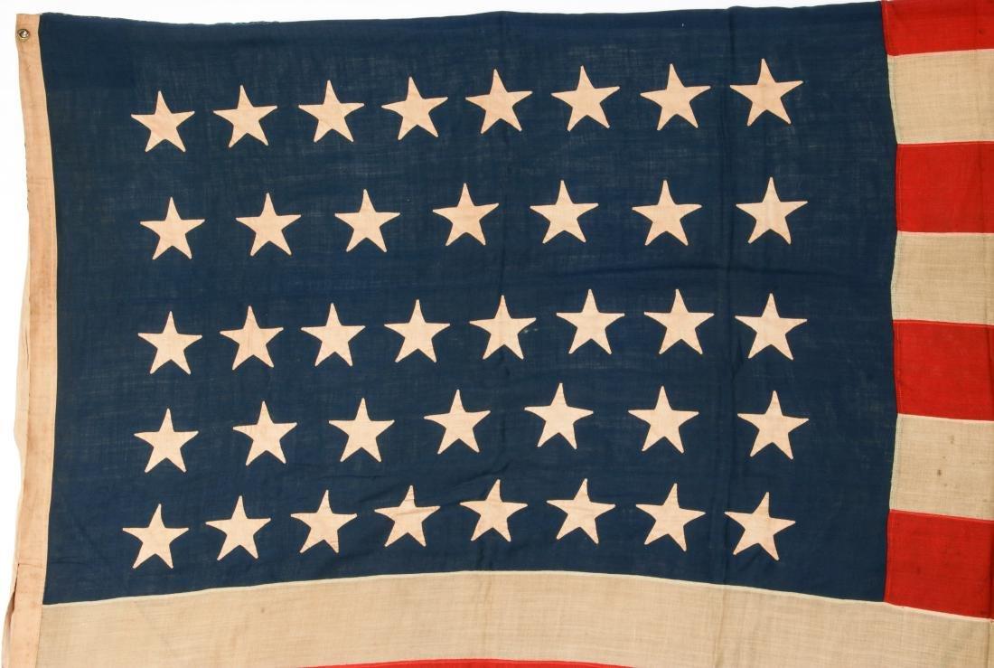 38-Star American Flag (1877-1890) - 2
